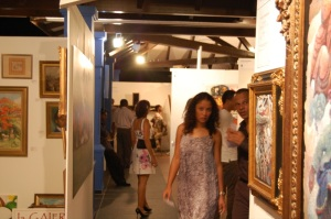 Vernissage PooL Art Fair Guadeloupe 2011